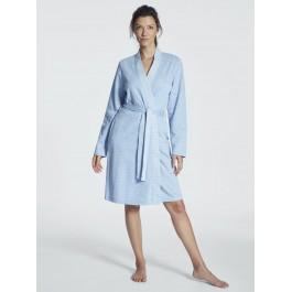 Taubert kimono kirpimo chalatas melsvas