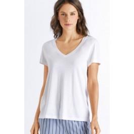 Hanro marškinėliai balti