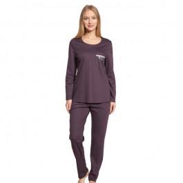 Feraud pižama baklažano spalvos