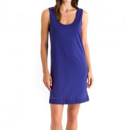Hanro naktiniai marškiniai mėlyni