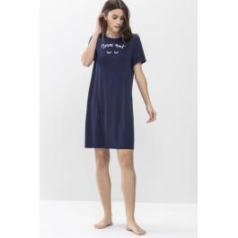 MEY naktiniai marškiniai mėlynos spalvos