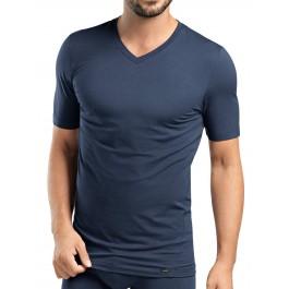 Hanro vyriški marškinėliai mėlyni