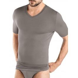 Hanro vyriški marškinėliai rudi