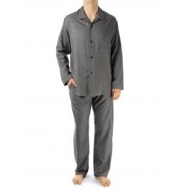 Novila vyriška pižama flanelinė pilka