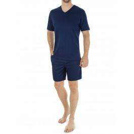 Novila vyriška pižama su šortais