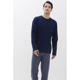 MEY pižama dryžuotomis kelnėmis