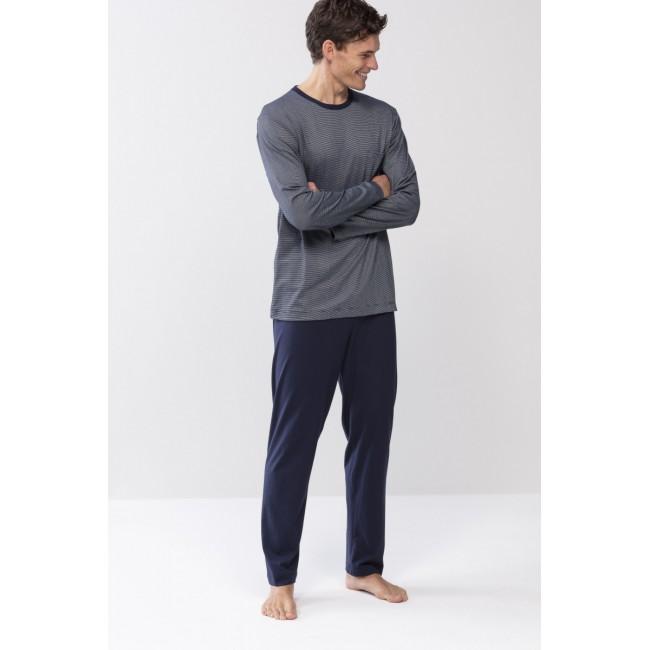 MEY vyriška pižama mėlyna
