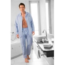 Novila vyriška pižama žydra