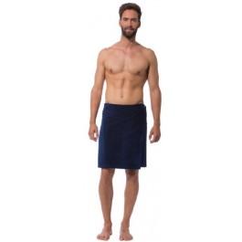 Vyriškas pirties sijonas mėlynos spalvos