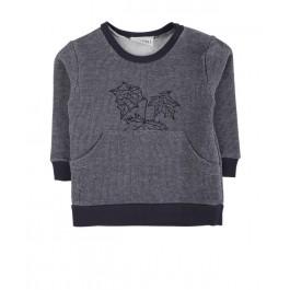 Fixoni laisvalaikio džemperis mėlynas