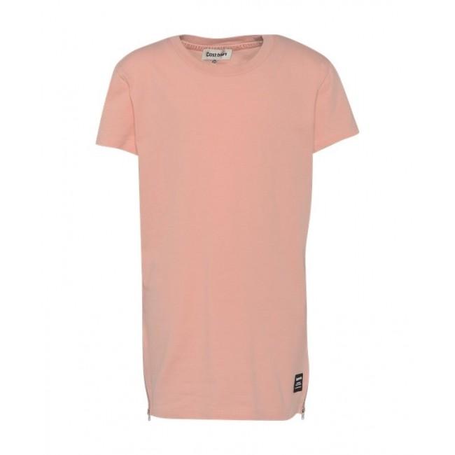 Costbart laisvalaikio marškinėliai rausvi