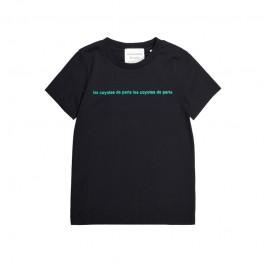 Les Coyotes de Paris juodi marškinėliai