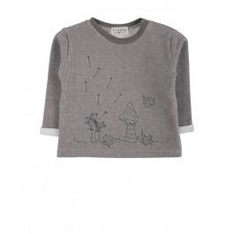 Fixoni laisvalaikio džemperis rusvas