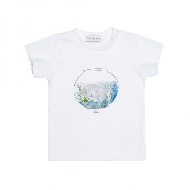 Kid's Company laisvalaikio marškinėliai