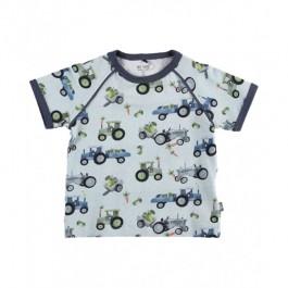 Me Too mažylio marškinėliai su traktoriukais