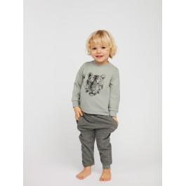 Petit by Sofie Schnoor melsvai pilkšvas džemperiukas laisvalaikiui