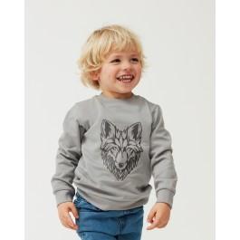 Petit by Sofie Schnoor pilkas džemperiukas laisvalaikiui