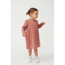 Petit by Sofie Schnoor rausva puošni suknutė mažylei