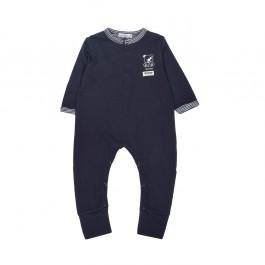 TDM-MINI pižama- romperis tamsiai mėlyna
