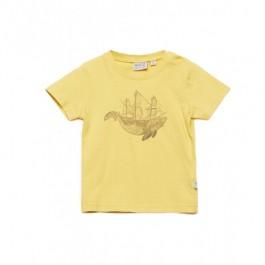 Wheat geltoni laisvalaikio marškinėliai