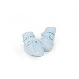 Coccode vilnos kojinytės naujagimiui žydros